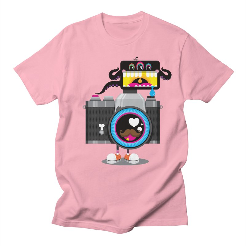 OH SNAP! Men's Regular T-Shirt by theGHOSTHEART's artist shop