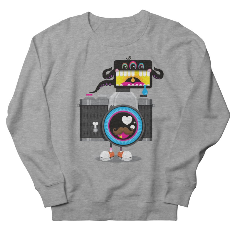 OH SNAP! Women's French Terry Sweatshirt by theGHOSTHEART's artist shop