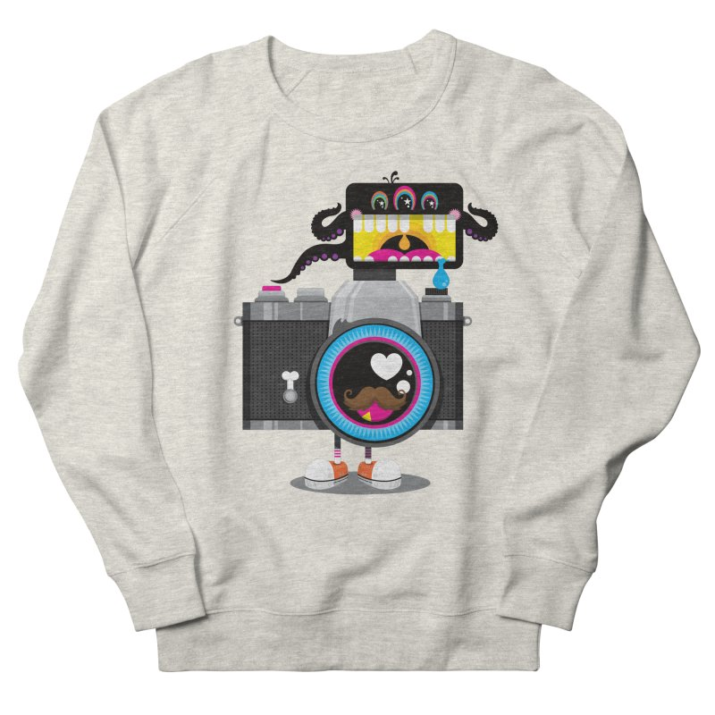 OH SNAP! Men's French Terry Sweatshirt by theGHOSTHEART's artist shop