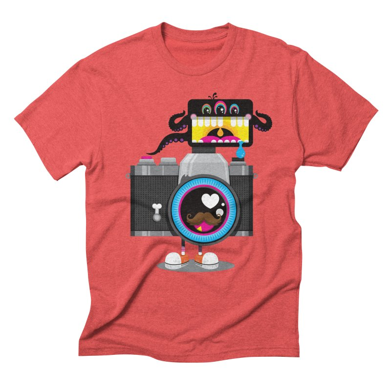 OH SNAP! Men's Triblend T-Shirt by theGHOSTHEART's artist shop
