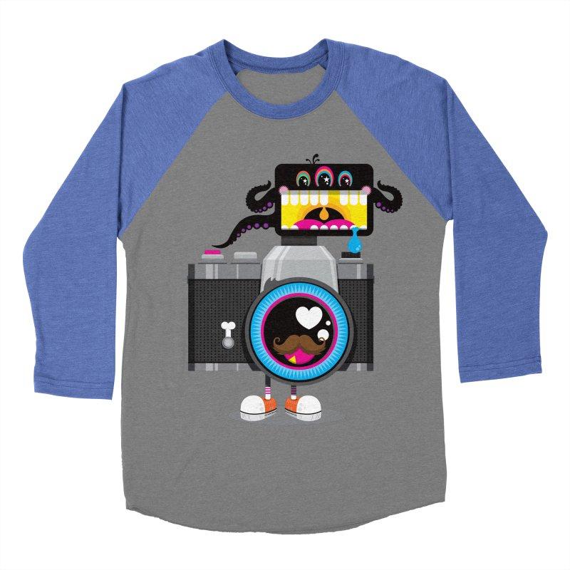OH SNAP! Men's Baseball Triblend Longsleeve T-Shirt by theGHOSTHEART's artist shop