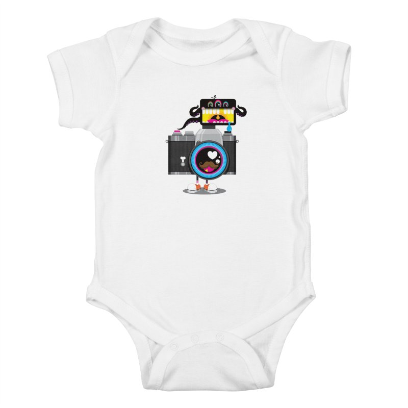 OH SNAP! Kids Baby Bodysuit by theGHOSTHEART's artist shop