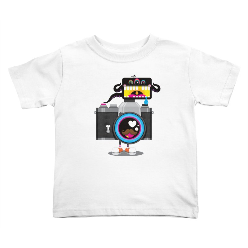 OH SNAP! Kids Toddler T-Shirt by theGHOSTHEART's artist shop