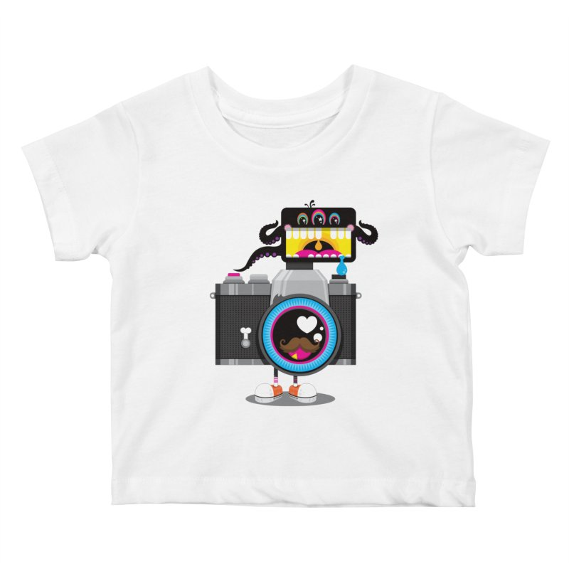 OH SNAP! Kids Baby T-Shirt by theGHOSTHEART's artist shop
