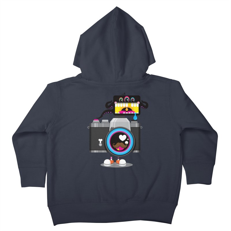OH SNAP! Kids Toddler Zip-Up Hoody by theGHOSTHEART's artist shop