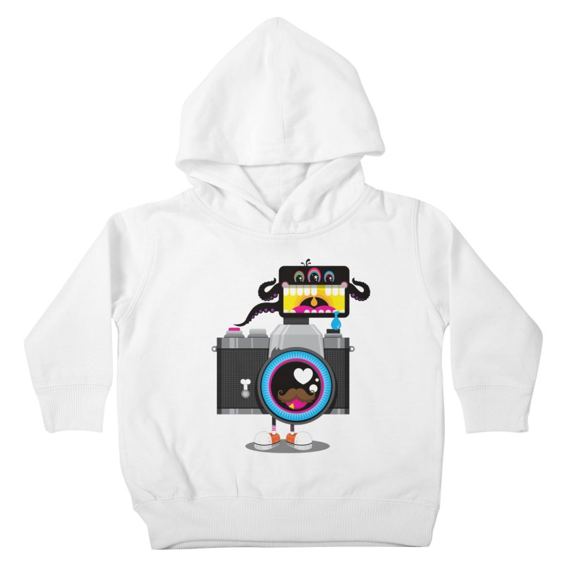 OH SNAP! Kids Toddler Pullover Hoody by theGHOSTHEART's artist shop