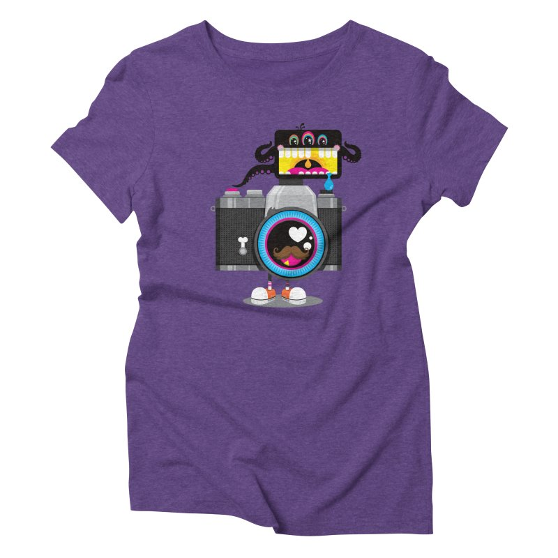 OH SNAP! Women's Triblend T-Shirt by theGHOSTHEART's artist shop