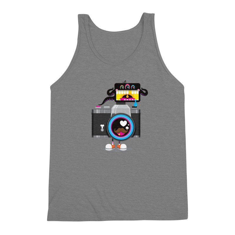 OH SNAP! Men's Triblend Tank by theGHOSTHEART's artist shop