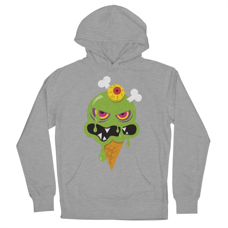 ICE-SCREAM Women's French Terry Pullover Hoody by theGHOSTHEART's artist shop