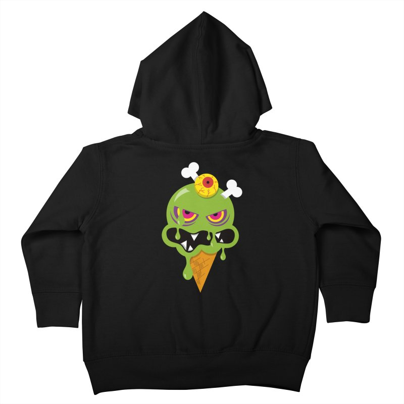 ICE-SCREAM Kids Toddler Zip-Up Hoody by theGHOSTHEART's artist shop