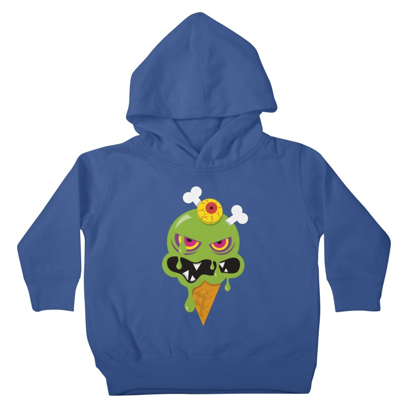 ICE-SCREAM Kids Toddler Pullover Hoody by theGHOSTHEART's artist shop