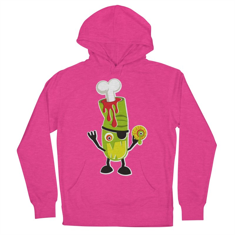 BAD TOUCH Women's French Terry Pullover Hoody by theGHOSTHEART's artist shop