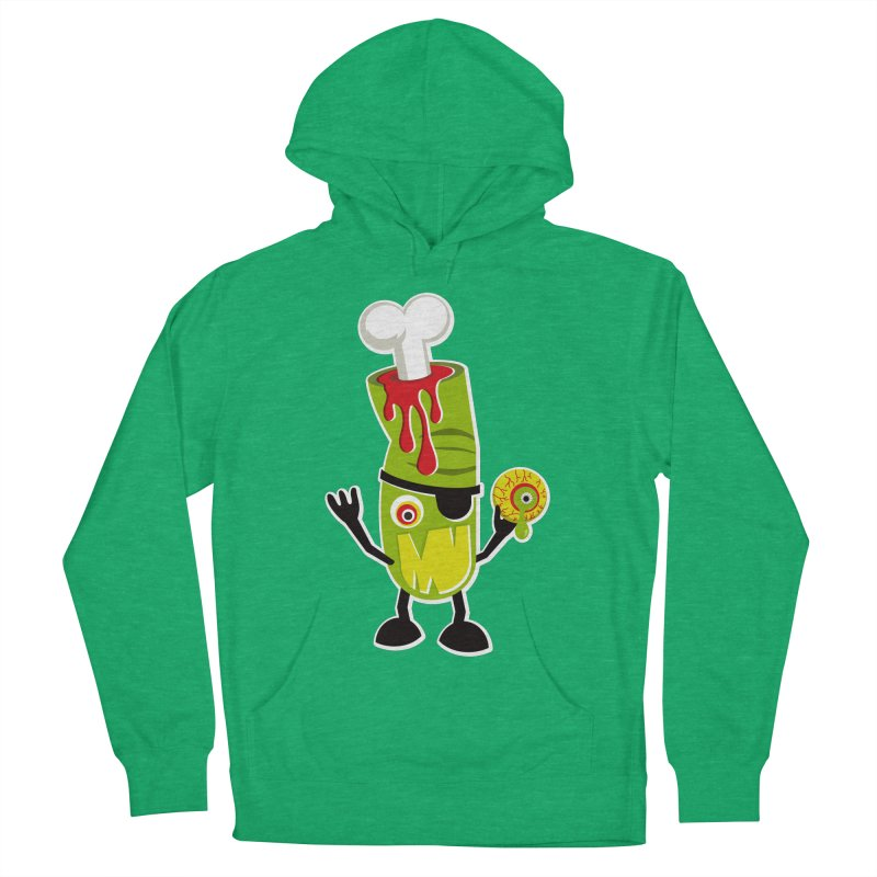 BAD TOUCH Men's French Terry Pullover Hoody by theGHOSTHEART's artist shop