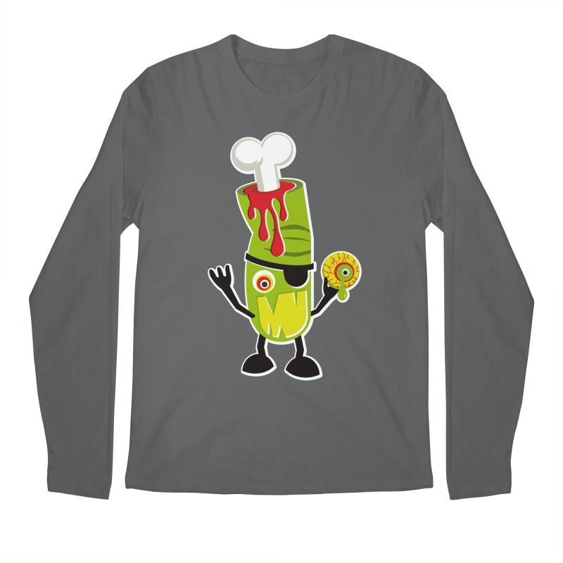 BAD TOUCH Men's Regular Longsleeve T-Shirt by theGHOSTHEART's artist shop