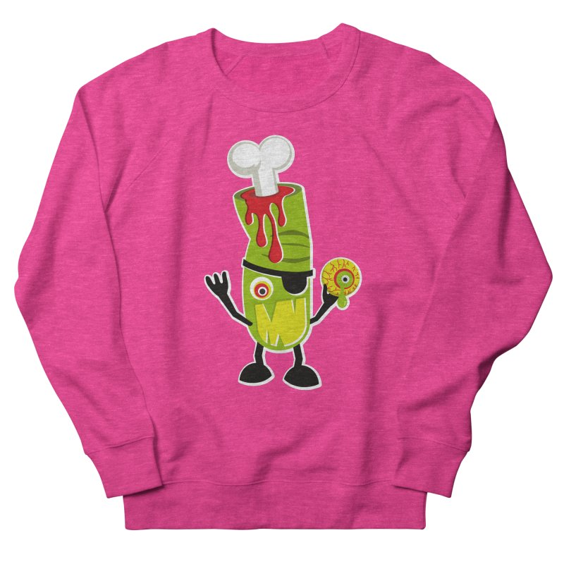 BAD TOUCH Men's French Terry Sweatshirt by theGHOSTHEART's artist shop