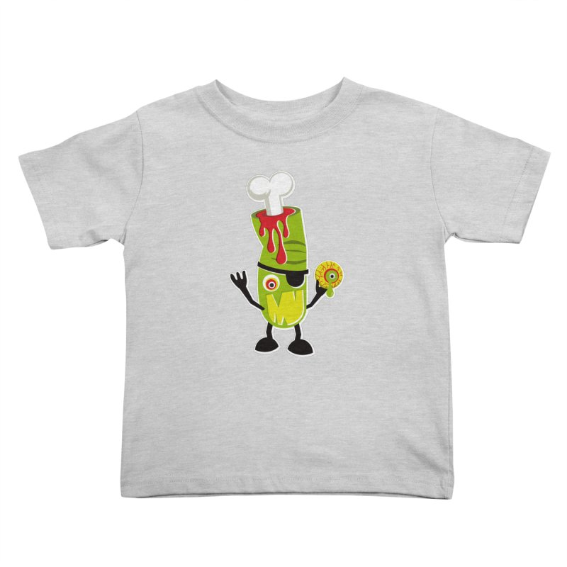 BAD TOUCH Kids Toddler T-Shirt by theGHOSTHEART's artist shop