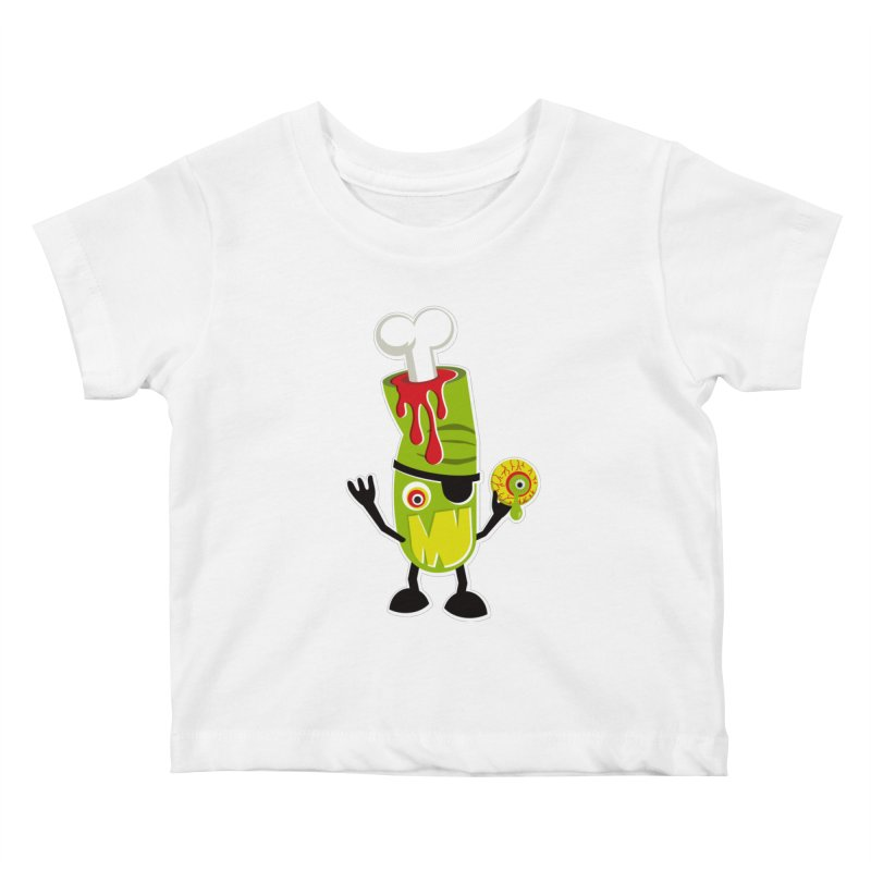 BAD TOUCH Kids Baby T-Shirt by theGHOSTHEART's artist shop