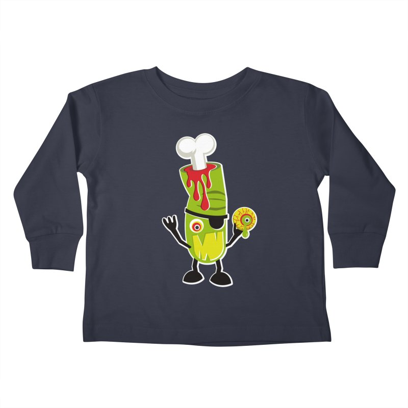 BAD TOUCH Kids Toddler Longsleeve T-Shirt by theGHOSTHEART's artist shop