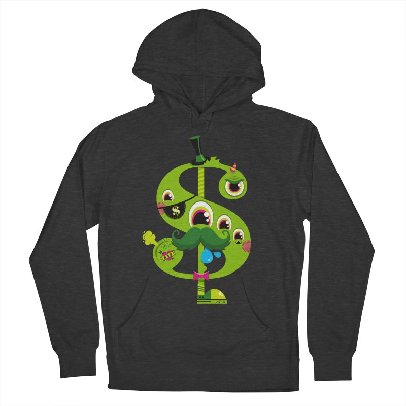MO' MONEY. NO PROBLEMS Women's French Terry Pullover Hoody by theGHOSTHEART's artist shop