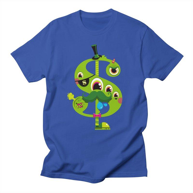 MO' MONEY. NO PROBLEMS Men's Regular T-Shirt by theGHOSTHEART's artist shop