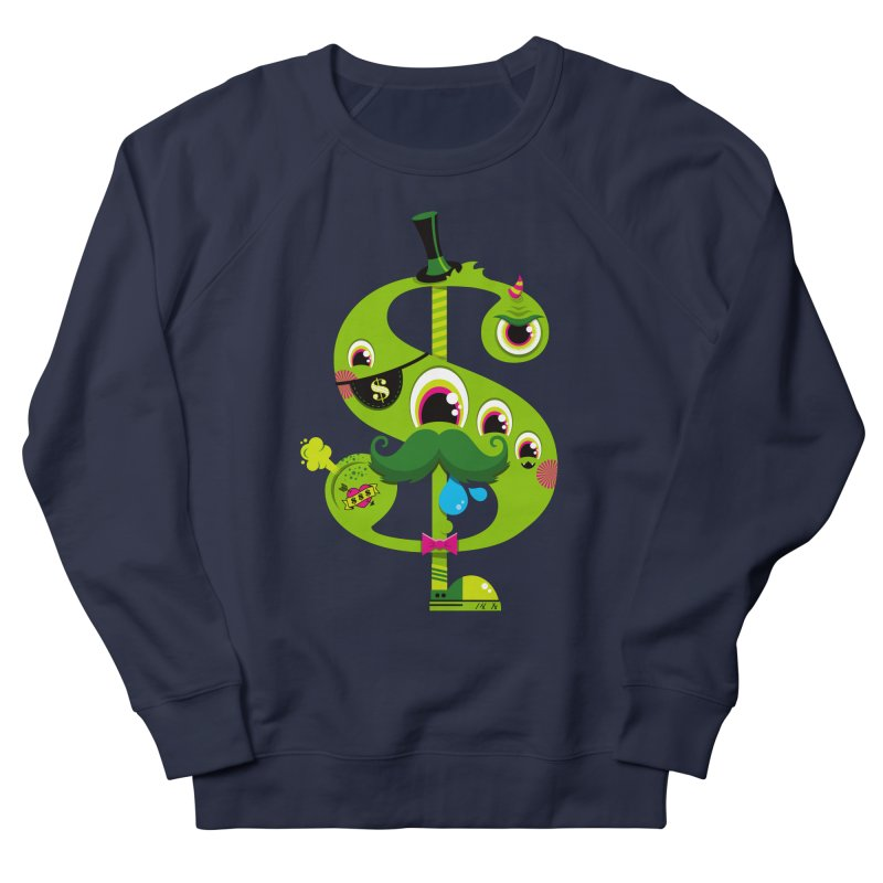 MO' MONEY. NO PROBLEMS Men's French Terry Sweatshirt by theGHOSTHEART's artist shop