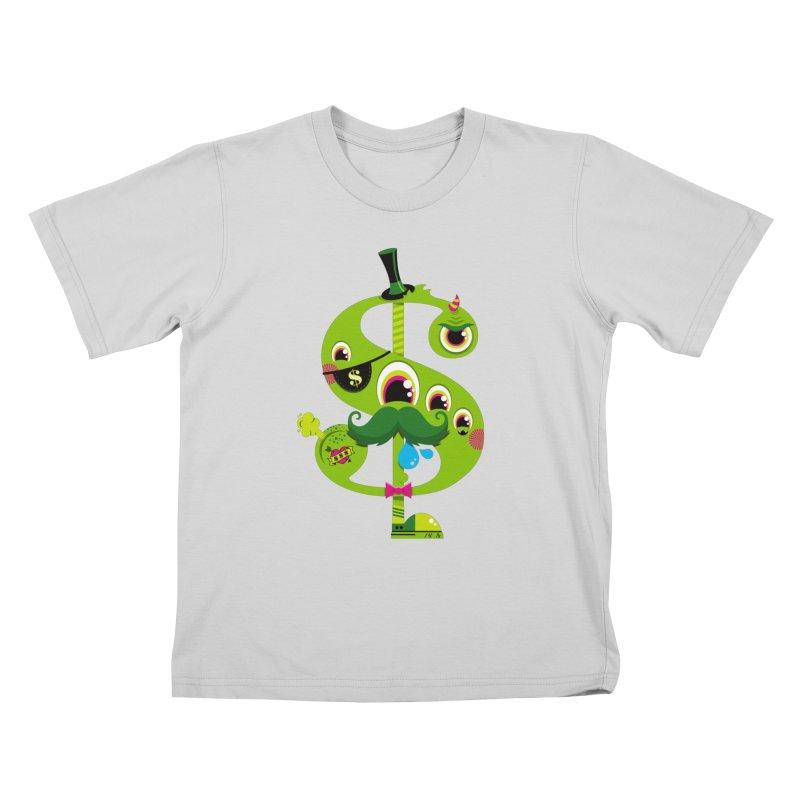 MO' MONEY. NO PROBLEMS Kids T-Shirt by theGHOSTHEART's artist shop