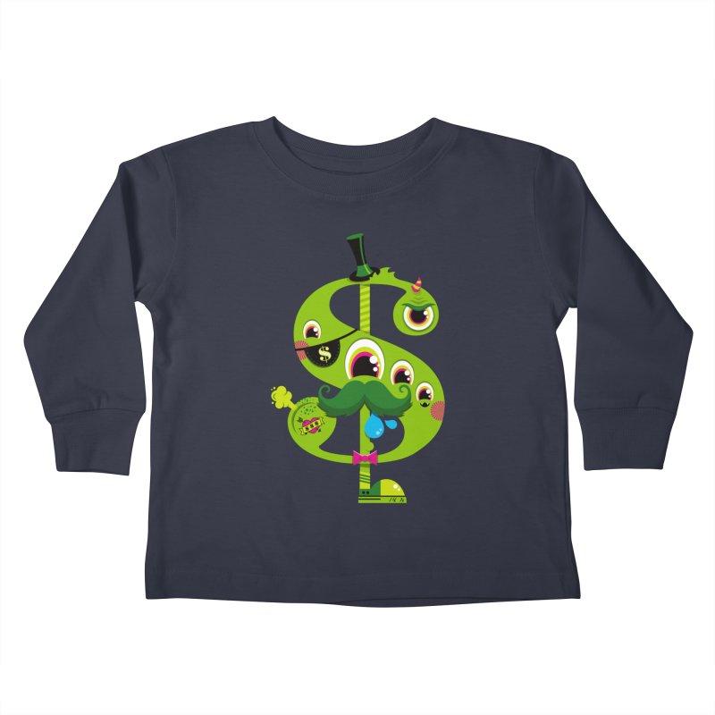 MO' MONEY. NO PROBLEMS Kids Toddler Longsleeve T-Shirt by theGHOSTHEART's artist shop