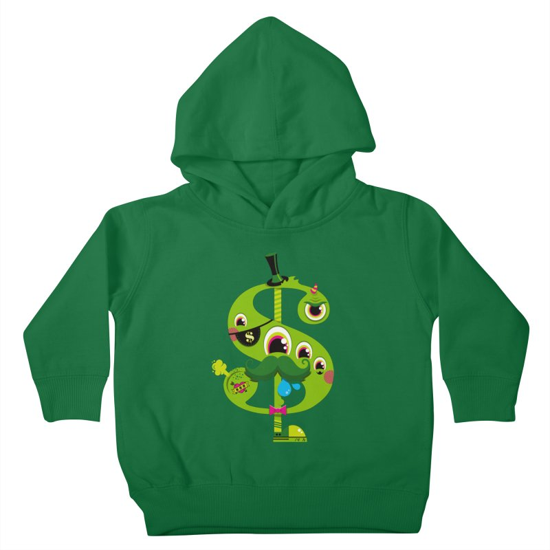 MO' MONEY. NO PROBLEMS Kids Toddler Pullover Hoody by theGHOSTHEART's artist shop