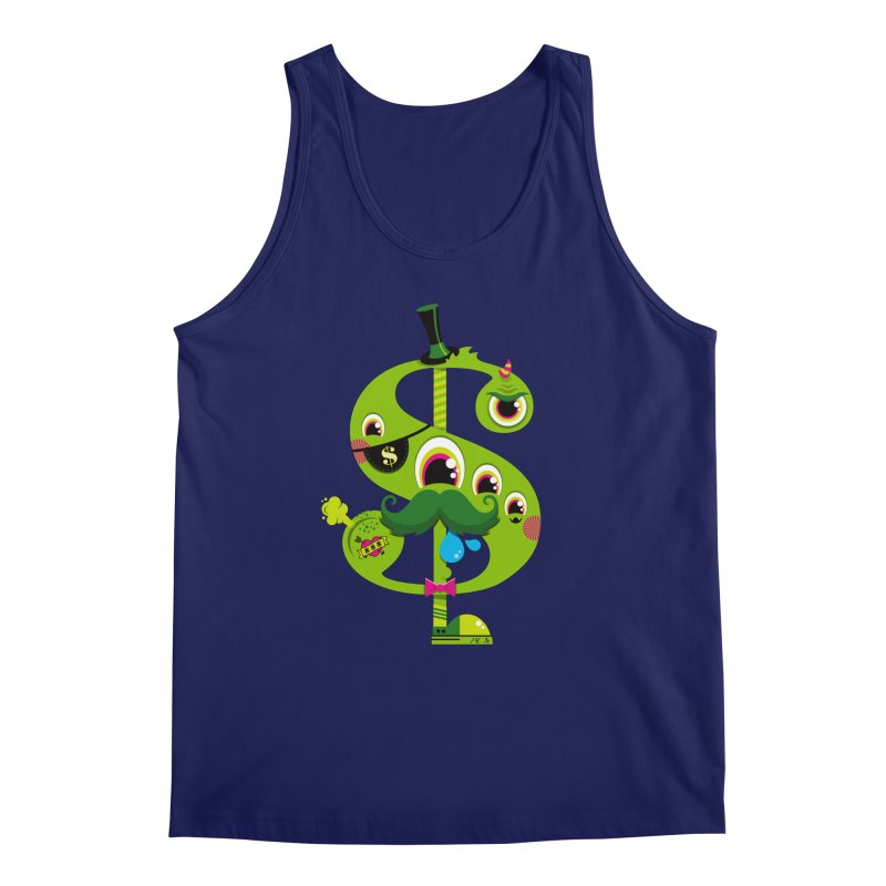 MO' MONEY. NO PROBLEMS Men's Regular Tank by theGHOSTHEART's artist shop