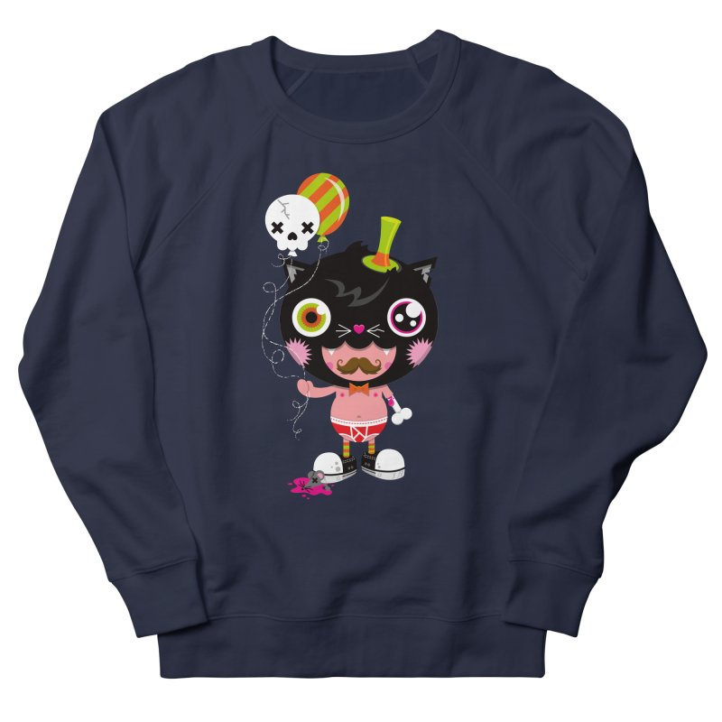 CATURDAY Men's French Terry Sweatshirt by theGHOSTHEART's artist shop