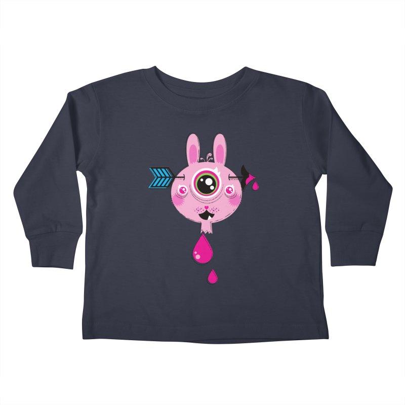 UNLUCKY Kids Toddler Longsleeve T-Shirt by theGHOSTHEART's artist shop