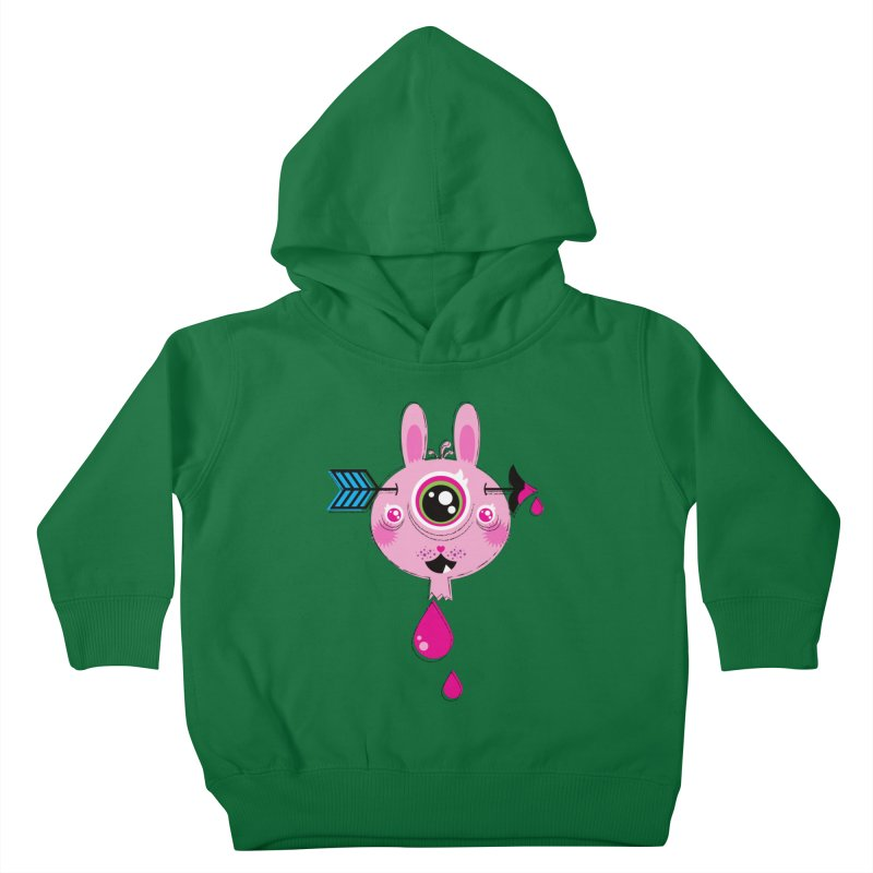 UNLUCKY Kids Toddler Pullover Hoody by theGHOSTHEART's artist shop