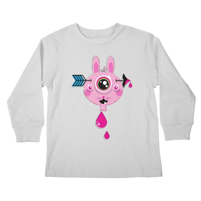 UNLUCKY Kids Longsleeve T-Shirt by theGHOSTHEART's artist shop