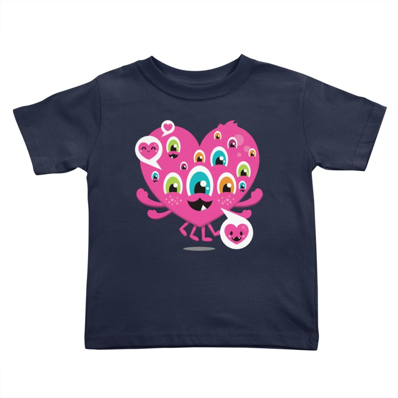 SEE AND SAY Kids Toddler T-Shirt by theGHOSTHEART's artist shop