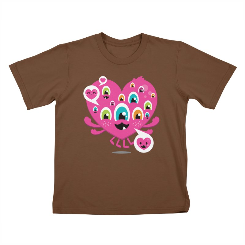 SEE AND SAY Kids T-Shirt by theGHOSTHEART's artist shop