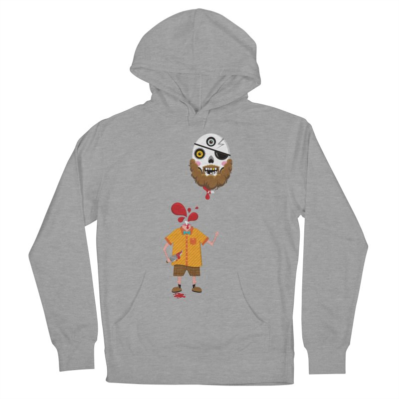 SACRIFICE Women's French Terry Pullover Hoody by theGHOSTHEART's artist shop