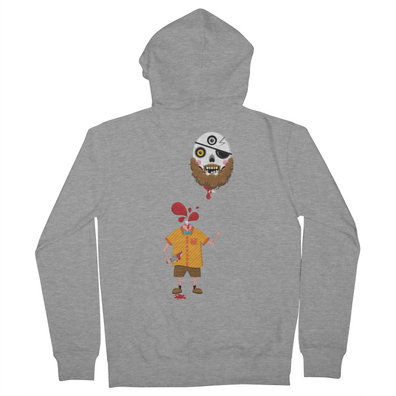 SACRIFICE Women's French Terry Zip-Up Hoody by theGHOSTHEART's artist shop