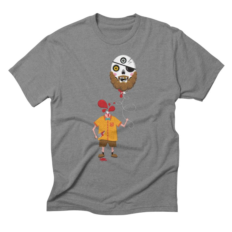 SACRIFICE Men's Triblend T-Shirt by theGHOSTHEART's artist shop