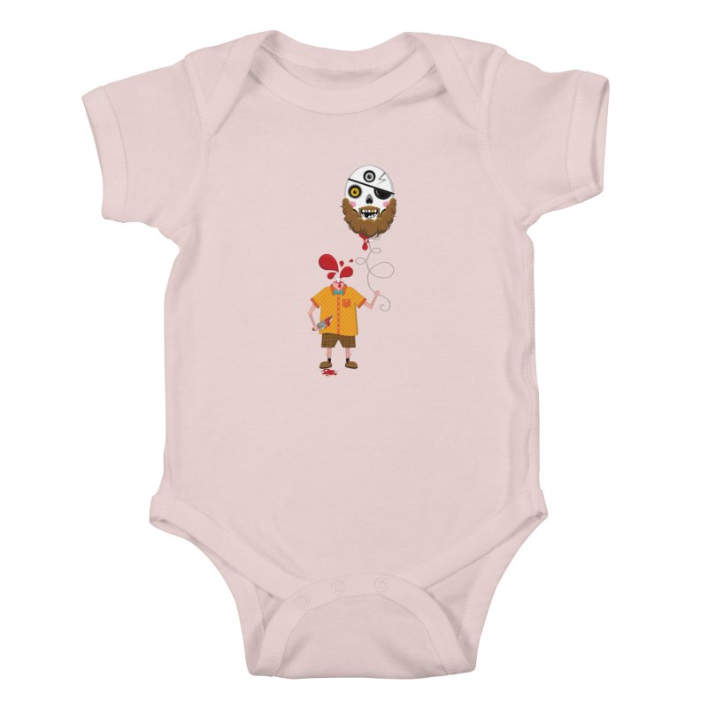 SACRIFICE Kids Baby Bodysuit by theGHOSTHEART's artist shop