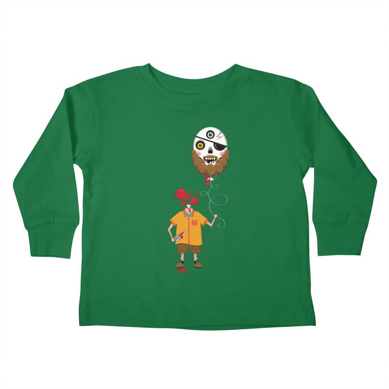 SACRIFICE Kids Toddler Longsleeve T-Shirt by theGHOSTHEART's artist shop