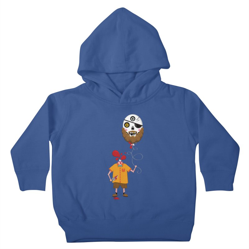 SACRIFICE Kids Toddler Pullover Hoody by theGHOSTHEART's artist shop