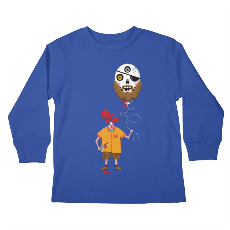SACRIFICE Kids Longsleeve T-Shirt by theGHOSTHEART's artist shop