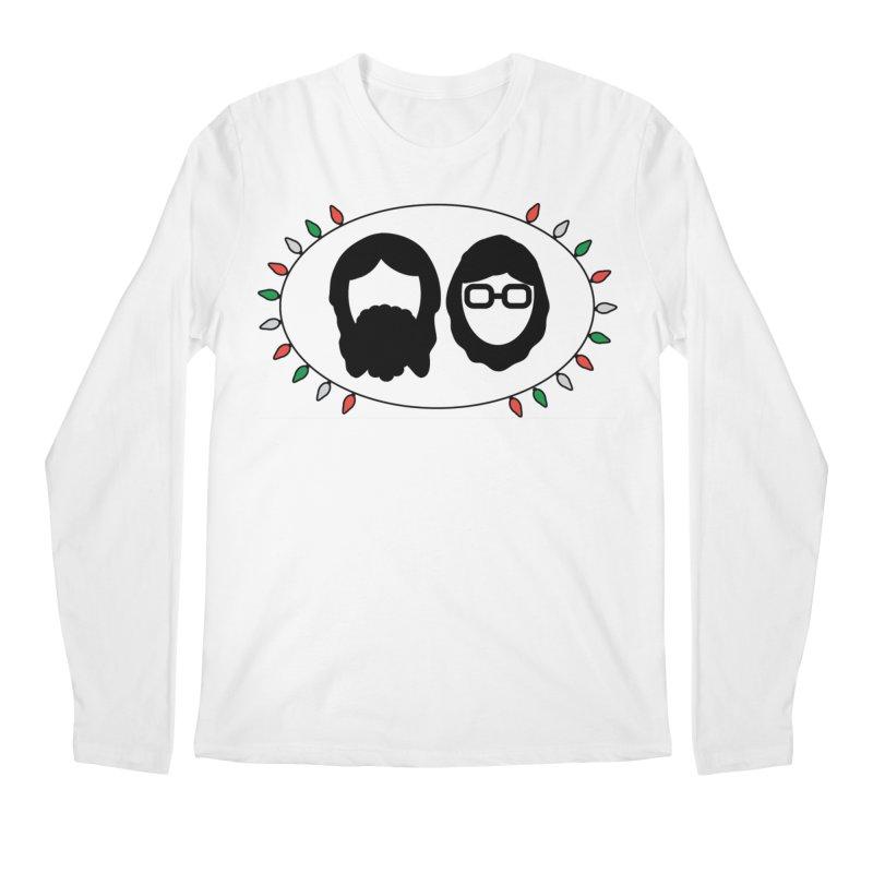 Winter Men's Regular Longsleeve T-Shirt by thegingercollect's Artist Shop