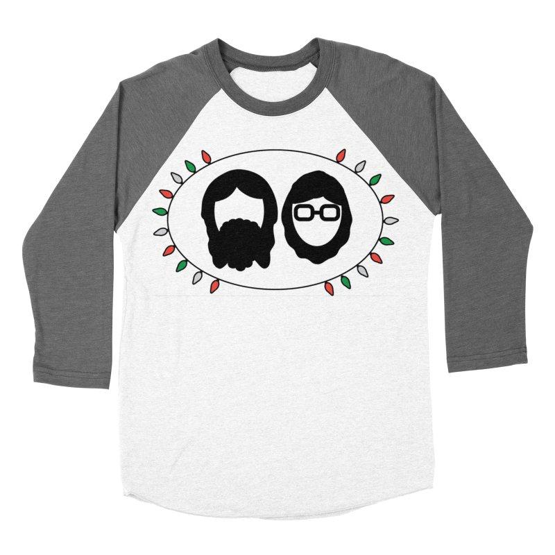 Winter Women's Baseball Triblend Longsleeve T-Shirt by thegingercollect's Artist Shop