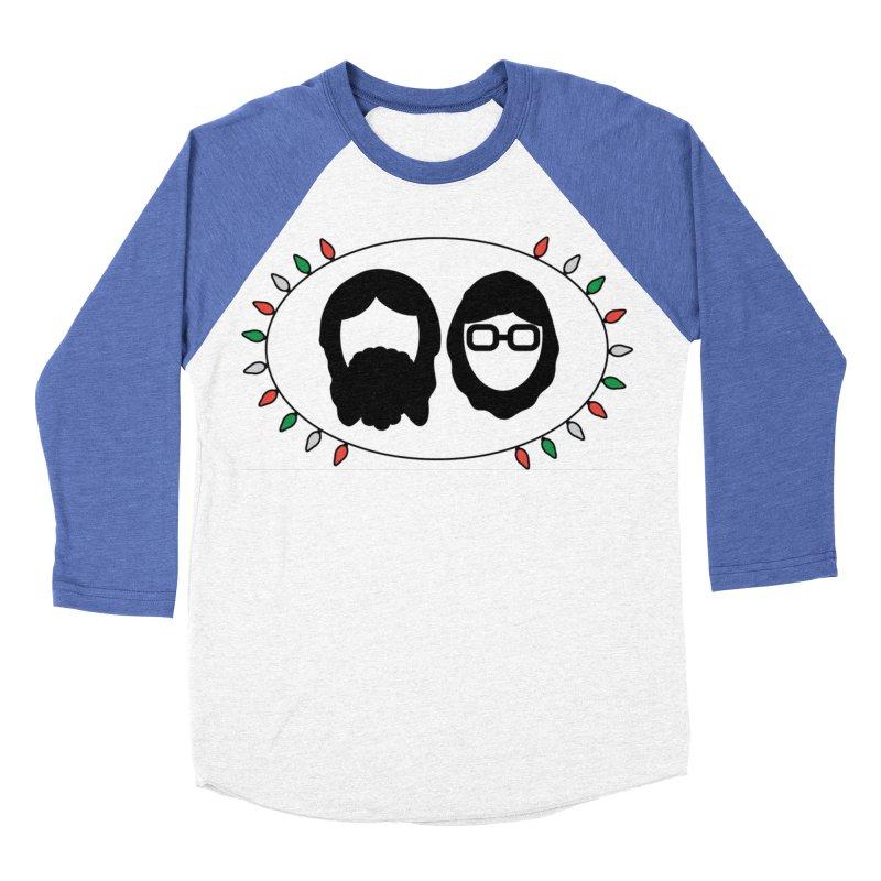 Winter Men's Baseball Triblend Longsleeve T-Shirt by thegingercollect's Artist Shop