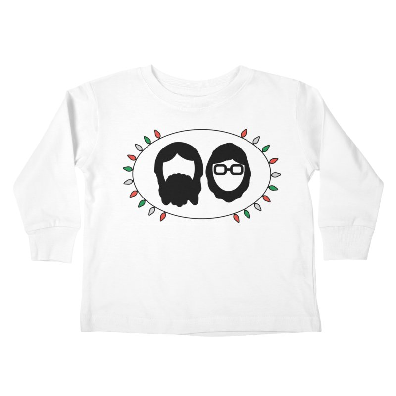 Winter Kids Toddler Longsleeve T-Shirt by thegingercollect's Artist Shop