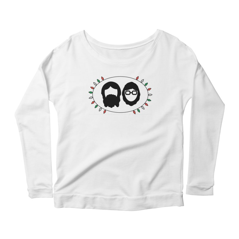 Winter Women's Scoop Neck Longsleeve T-Shirt by thegingercollect's Artist Shop