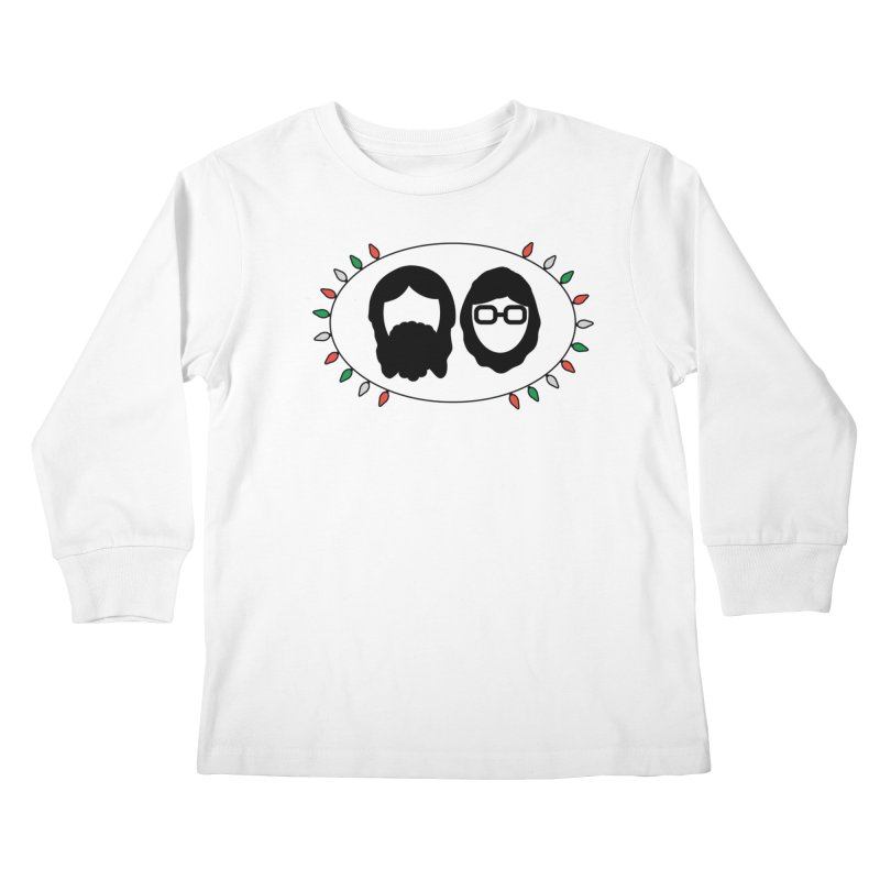 Winter Kids Longsleeve T-Shirt by thegingercollect's Artist Shop
