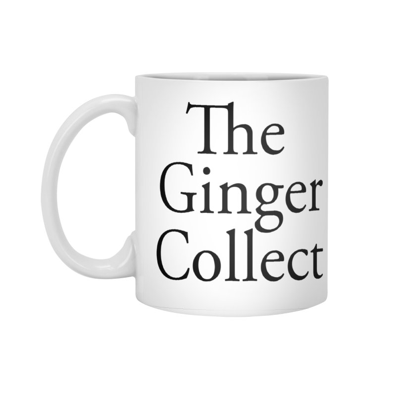 The Ginger Collect Accessories Standard Mug by thegingercollect's Artist Shop