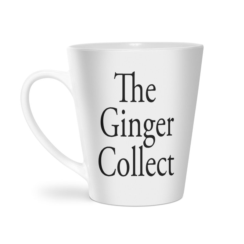The Ginger Collect Accessories Latte Mug by thegingercollect's Artist Shop